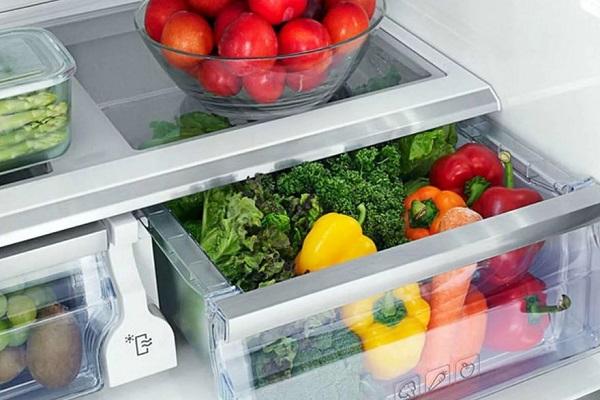 Перец в холодильнике