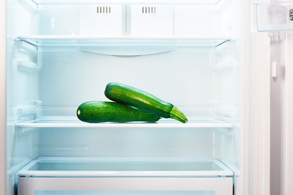 Кабачки в холодильнике
