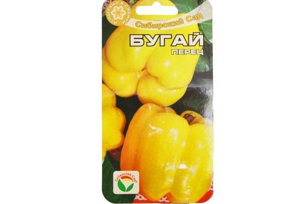 Перец желтый Бугай